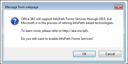 3.InfoPathDepreciationMessage.png