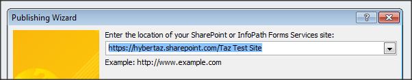 7.InsertURLOfSharePointSite.png